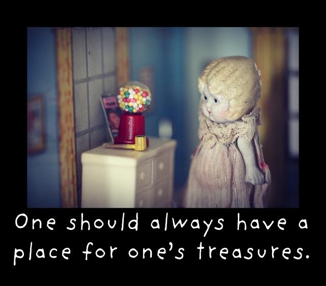 treasures.