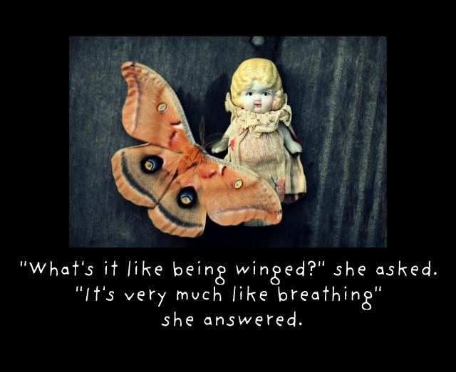 Very Much Like Breathing.