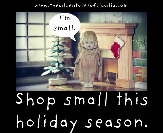 claudia holiday shop small 2