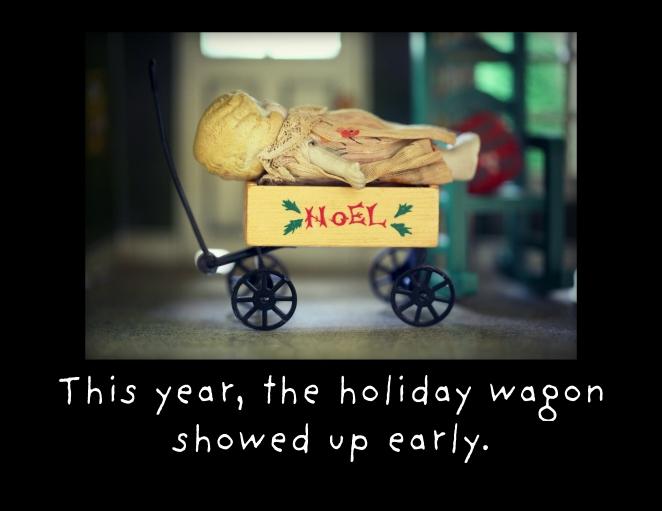 the holiday wagon