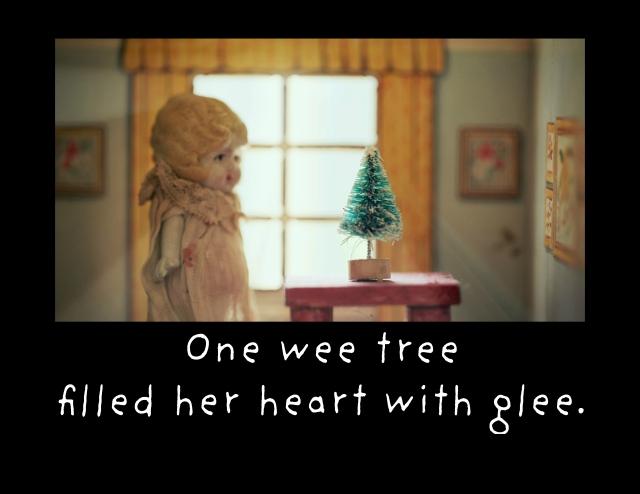 one wee tree claudia