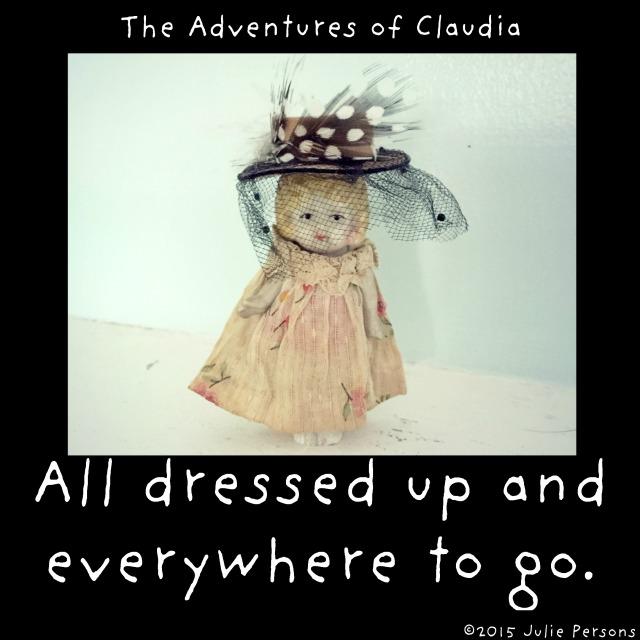 all dressed up claudia instagram